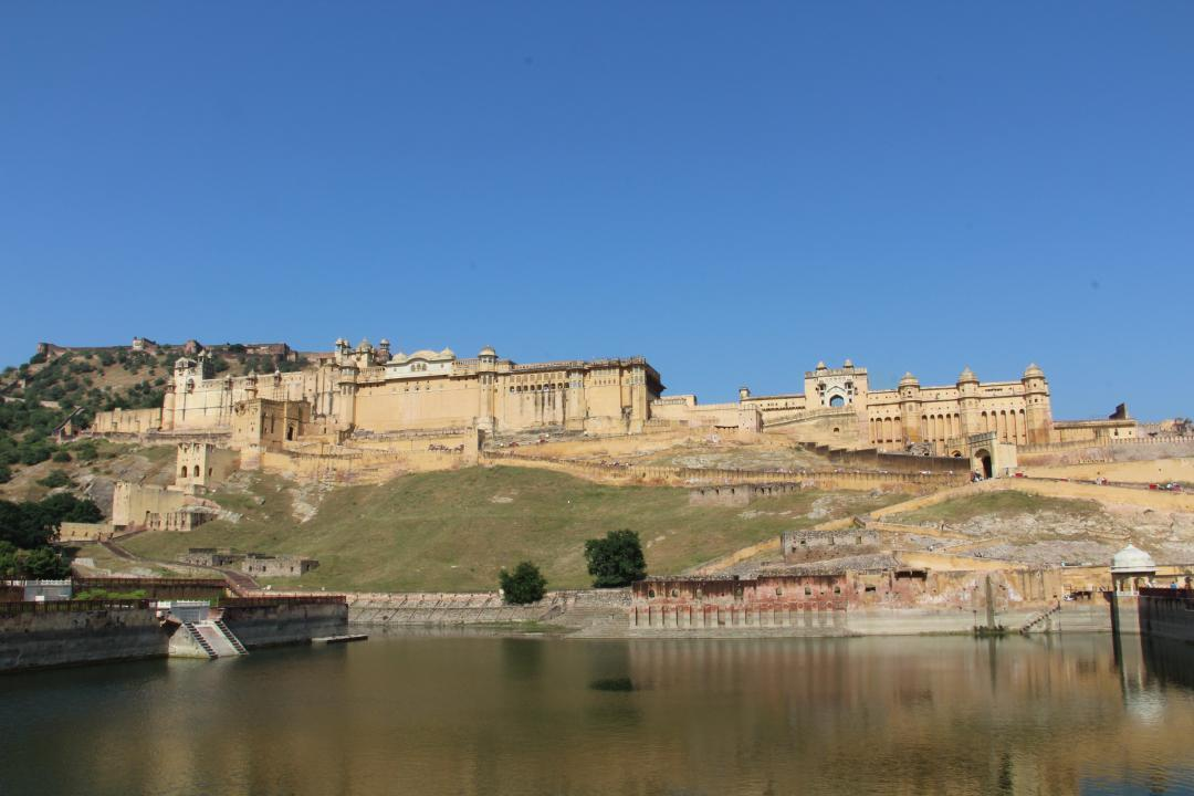 The Amer Fort